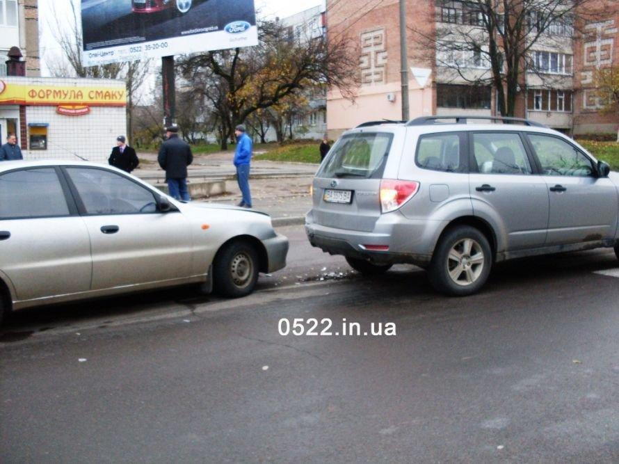 Кировоград. ДТП из-за пешехода?, фото-3