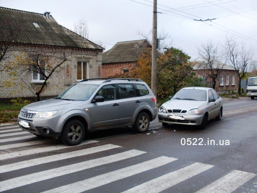 Кировоград. ДТП из-за пешехода?, фото-2