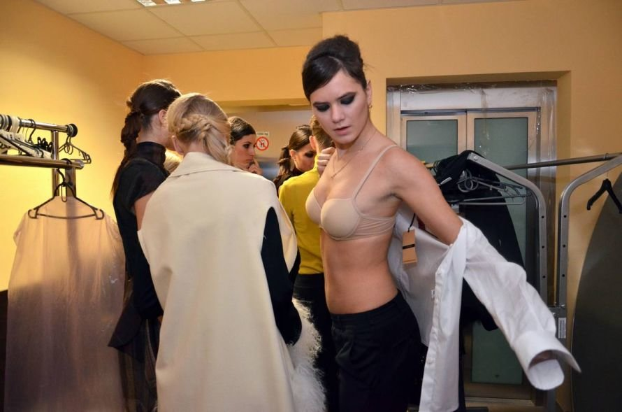 Личный кутюрье Киркорова, спортсмены вместо моделей и тысячи страз: в Харькове прошел первый день Кharkov Fashion Days-2012, фото-2