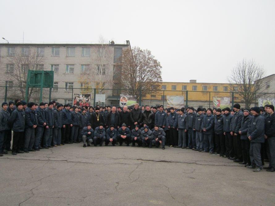 В Кременчугской исправительной колонии внедряется проект «Новый день», фото-1