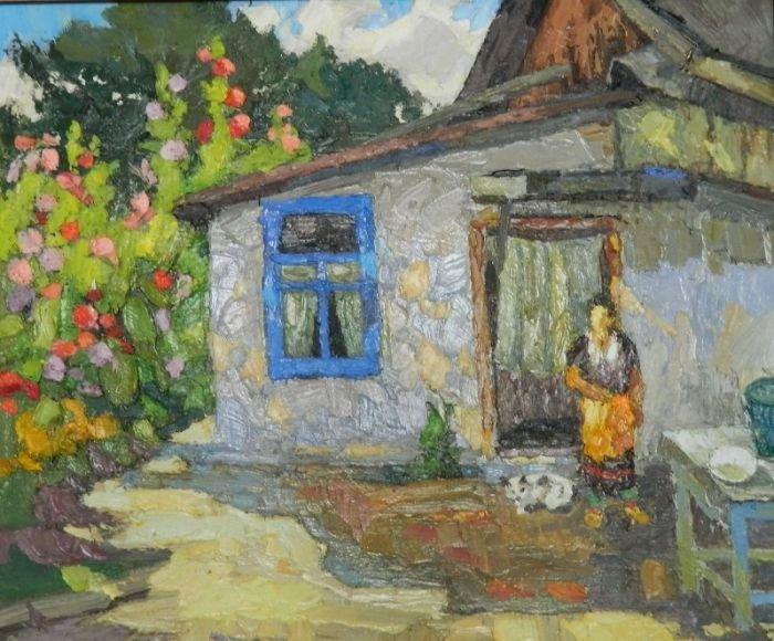 Шесть донецких художников «Дорогами творчества» привезут в Мариуполь свои картины (ФОТО), фото-2