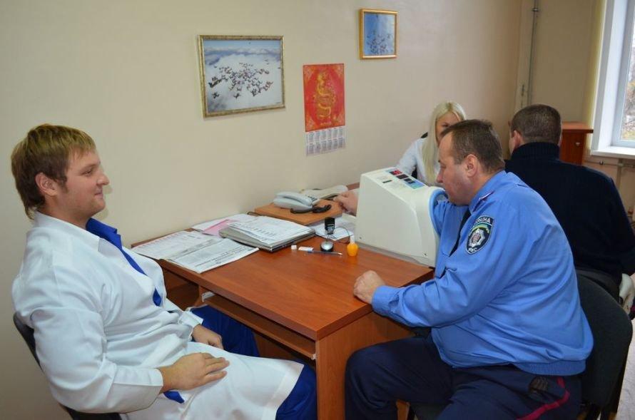 Харьковсике ГАИшники поделились своей кровью с жертвами ДТП (фото), фото-1
