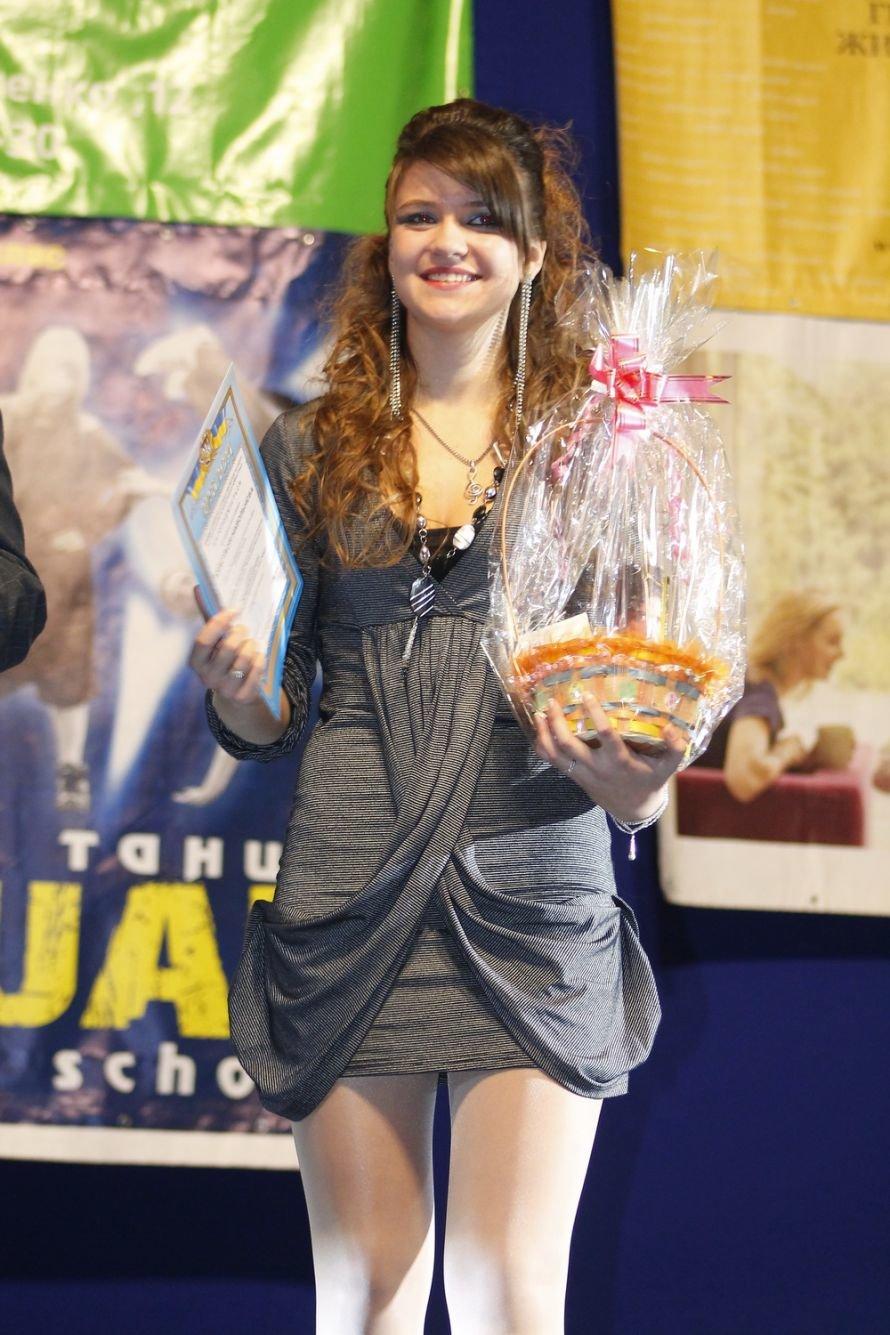 Анастасія Навольнєва з дипломом
