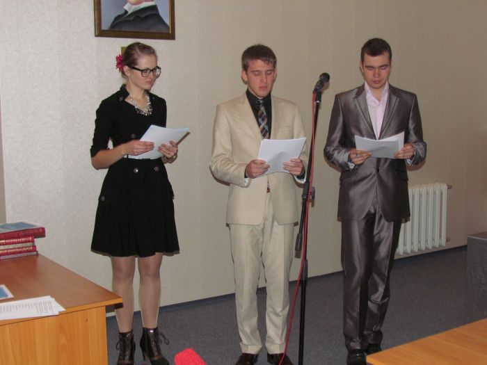 В Мариуполе для лучших студентов ПГТУ организовали торжественный прием (ФОТО), фото-5