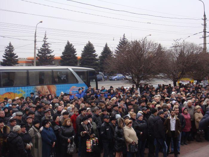 Мариуполь прощается с Александром Владимировичем Савчуком (ФОТО), фото-2