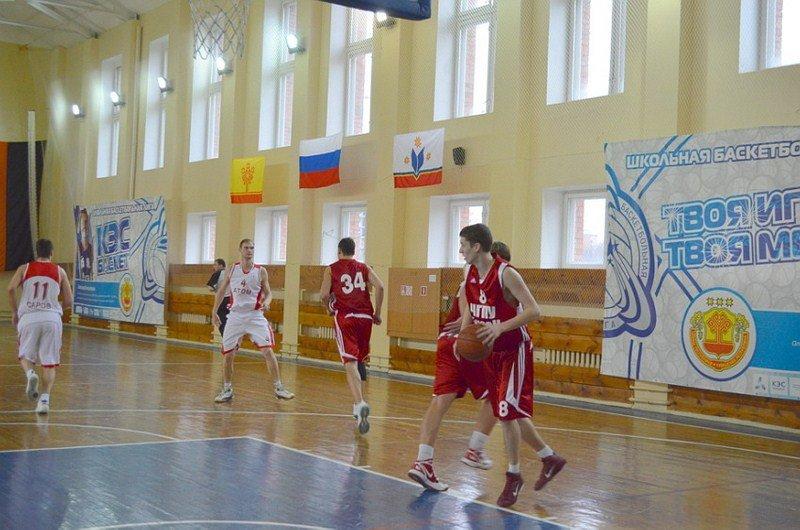Баскетболисты ЧГПУ одержали двойную победу в чемпионате России (ФОТО), фото-1