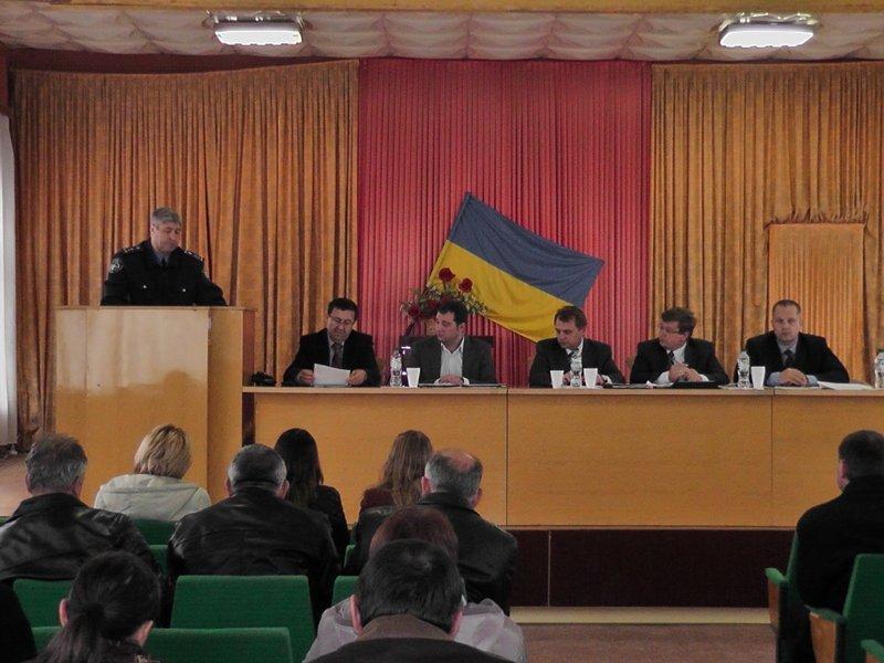 В Кировограде совещались ГАИшники с перевозчиками (ФОТО), фото-1