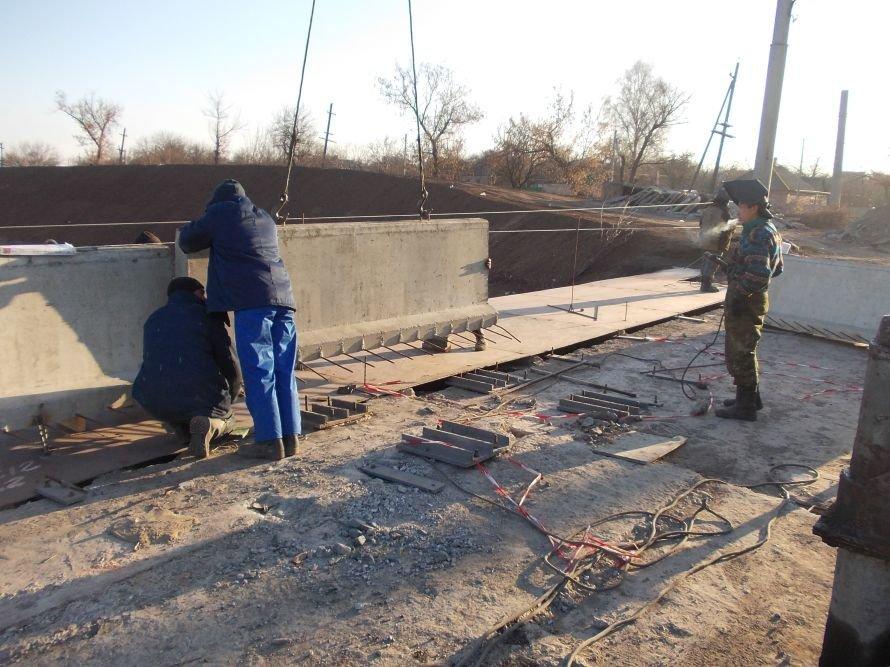 Артемовск: ремонт моста по Леваневского идет с опережением на неделю, фото-5