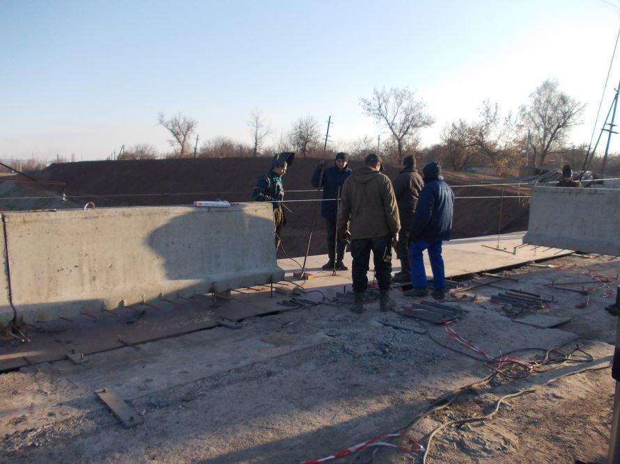 Артемовск: ремонт моста по Леваневского идет с опережением на неделю, фото-3