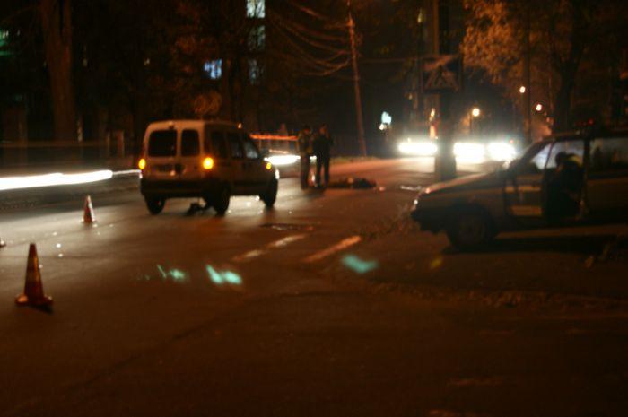 В Мариуполе на улице Итальянской насмерть сбили мужчину (ФОТО) , фото-1