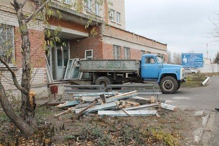 Мариупольцы отремонтировали центральную больницу Першотравневого района (ФОТО), фото-3