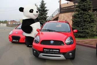 Новые автомобили Geely LC и Geely LC Cross покоряют Мариуполь, фото-1