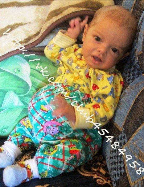 В Мариуполе на лечение восьмимесячного Ярослава, с постоянно увеличивающейся печенью, собрали тысячу евро (ФОТО), фото-4