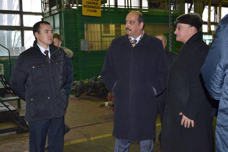 Посол Индии Аджай Малхотра прибыл в Чебоксары (ФОТО), фото-1