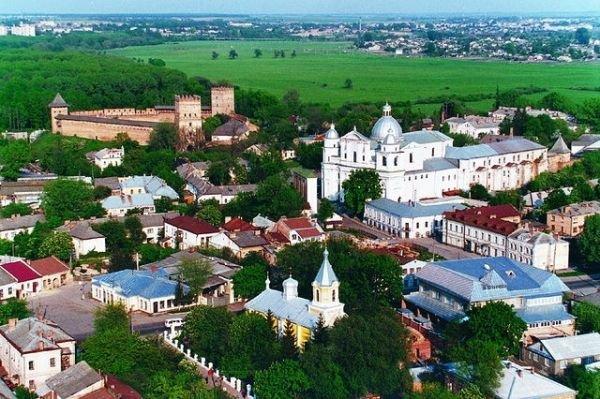 Старе місто в городе гдже живет Ростислав