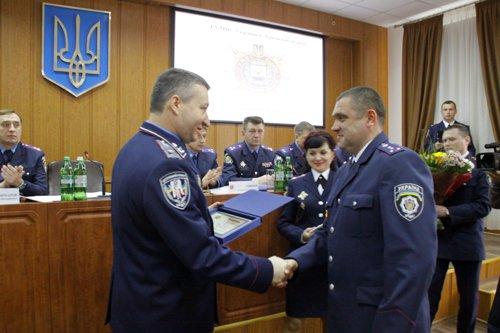В Донецке наградили мариупольских милиционеров (ФОТО), фото-1