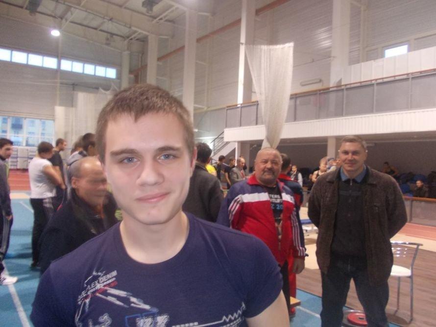 «Народный жим»: в Артемовске определили самых сильных парней, фото-5