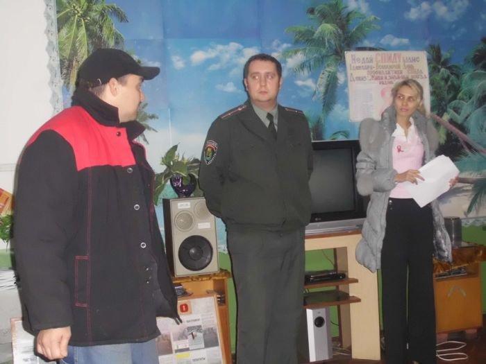 В Мариупольском исправительном центре говорили  о проблеме СПИДа (ФОТО) , фото-3