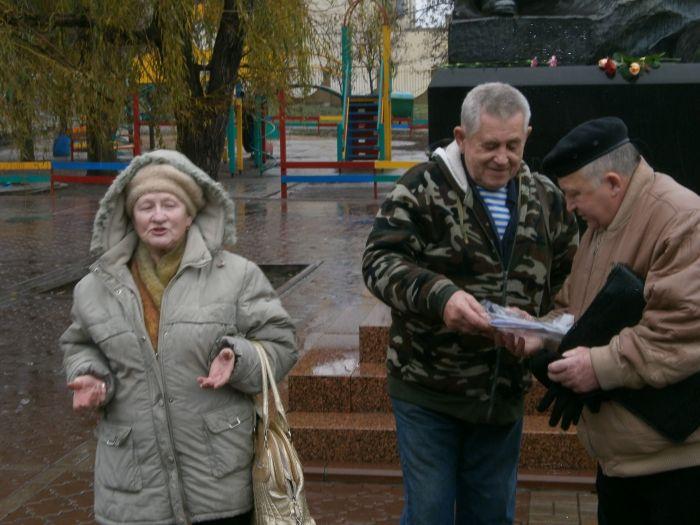 В Мариуполе отметили годовщину  Всеукраинского Референдума (ФОТО), фото-3