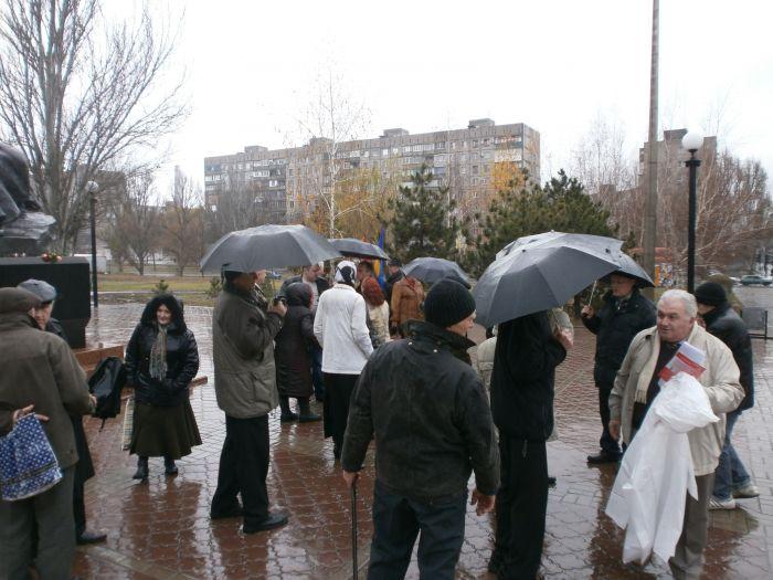 В Мариуполе отметили годовщину  Всеукраинского Референдума (ФОТО), фото-2