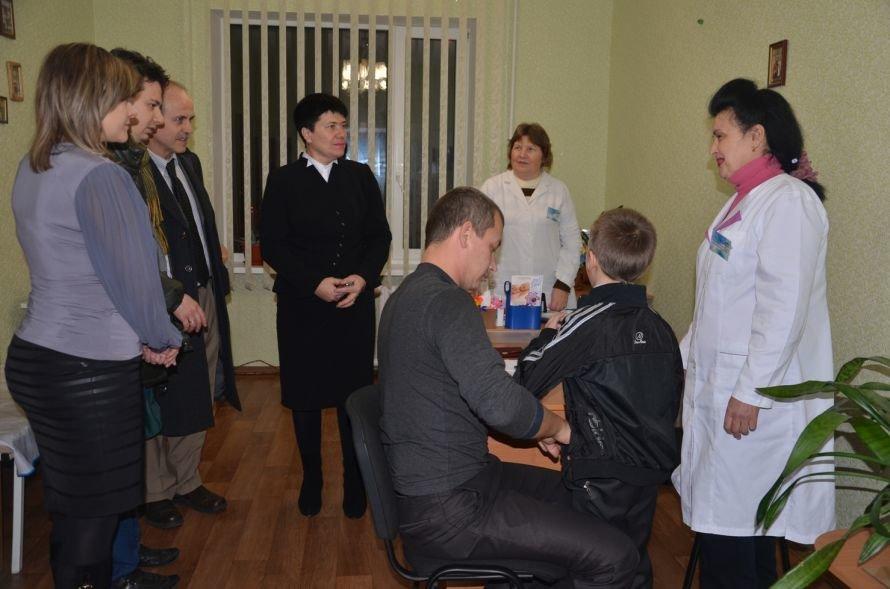 Бортман и Белле приехали в Днепропетровск чтобы поговорить о здоровье (ФОТО), фото-2