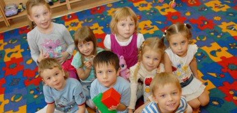 Детские сады Горловки могут принять на тысячу ребят больше, чем пару лет назад, фото-1