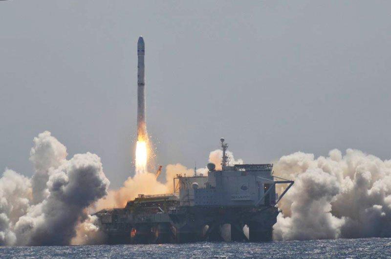 В космос запустили днепропетровскую ракету-носитель (ФОТО), фото-1