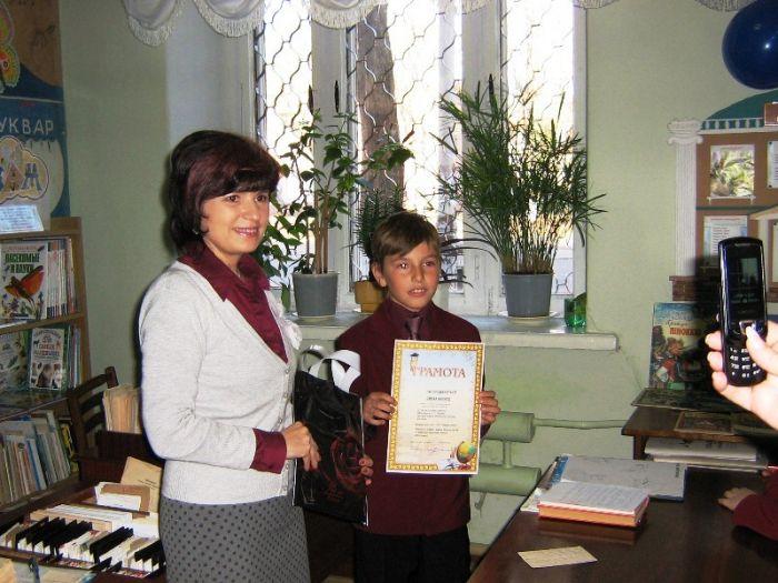 В Мариуполе наградили самого читающего третьеклассника (ФОТО), фото-4