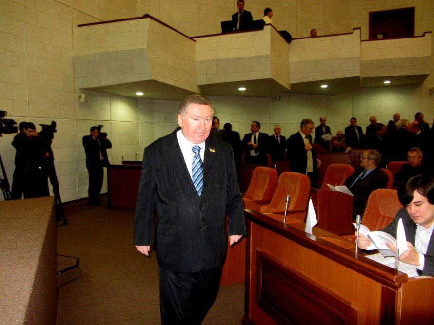 Как днепропетровские депутаты принимали флаг и меняли бюджет (ФОТОРЕПОРТАЖ), фото-5