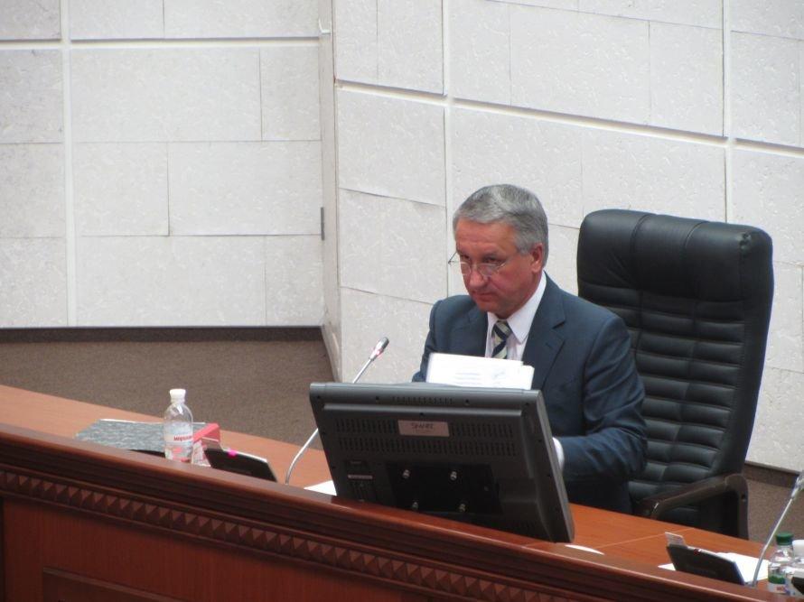 Как днепропетровские депутаты принимали флаг и меняли бюджет (ФОТОРЕПОРТАЖ), фото-10