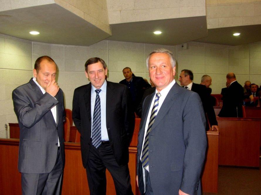 Как днепропетровские депутаты принимали флаг и меняли бюджет (ФОТОРЕПОРТАЖ), фото-7