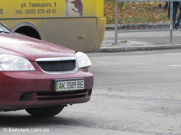 Из-за аварии центр Симферополя замер в огромной пробке, фото-2