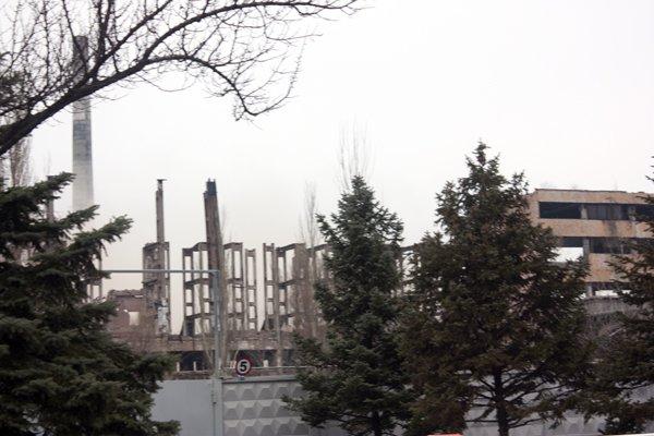 Последний день «пизанской» башни: на бывшем ртутном комбинате взорвали хранилище сырья (ДОБАВЛЕНО ВИДЕО), фото-8