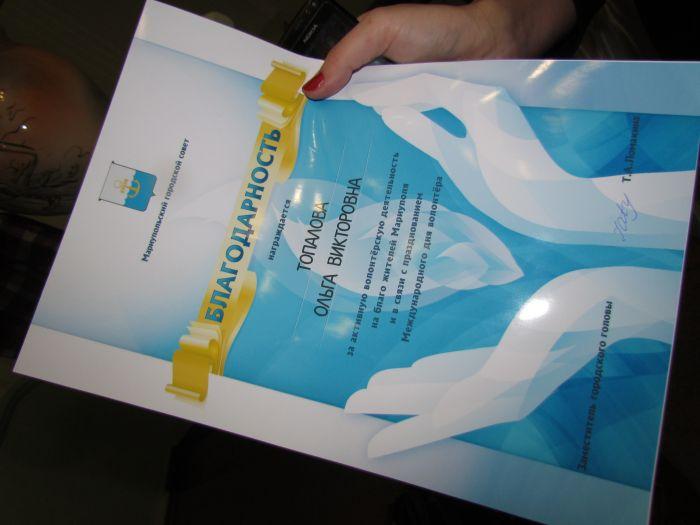 В Мариуполе наградили лучших желающих работать за «спасибо» (ФОТО), фото-5