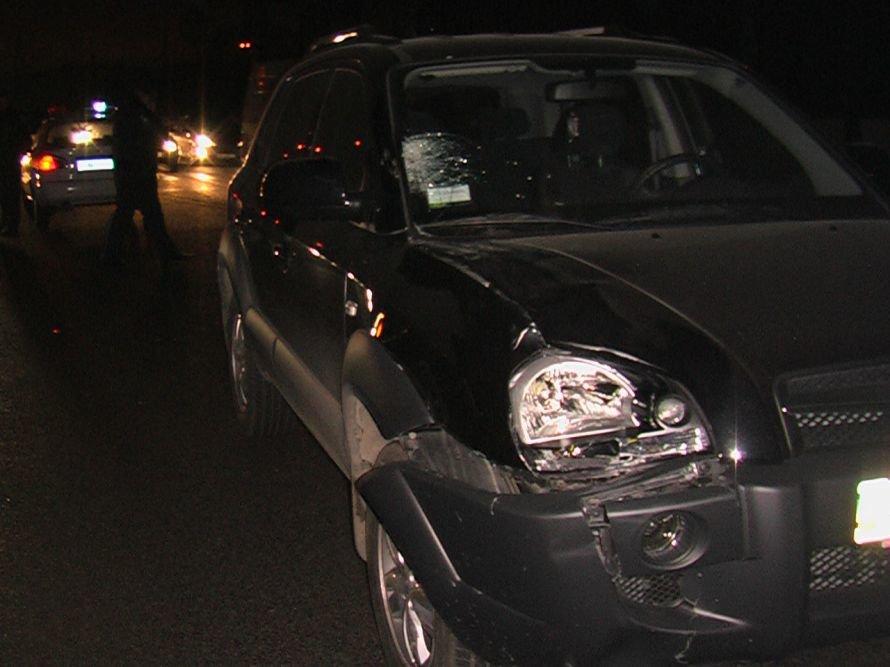В Днепропетровске водитель иномарки сбил насмерть мужчину (ФОТО 18+), фото-1