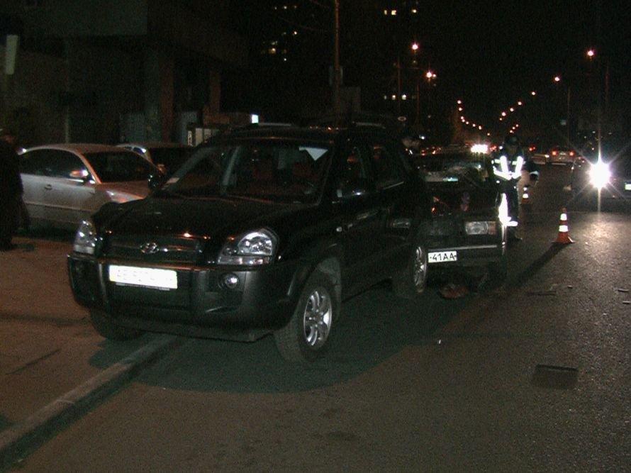 В Днепропетровске пьяный «водила» — виновник ДТП — сбежал из больницы, фото-1