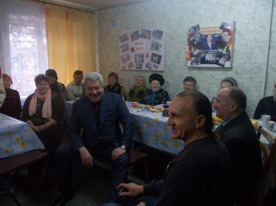 Артемовские инвалиды говорили с мэром о доступности городских объектов, фото-4