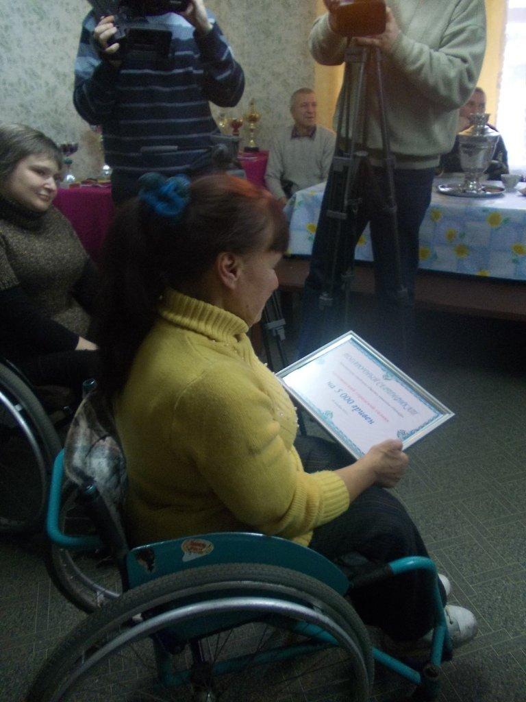 Артемовские инвалиды говорили с мэром о доступности городских объектов, фото-5