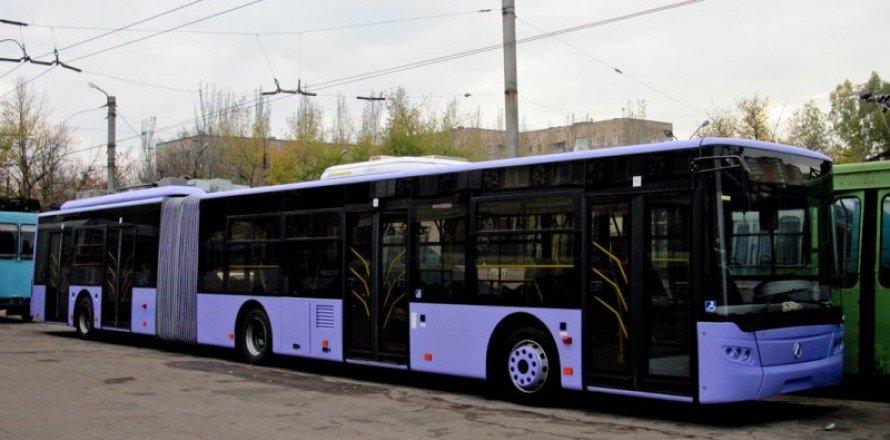 Новые кременчугские троллейбусы смогут ездить без электричества, фото-1