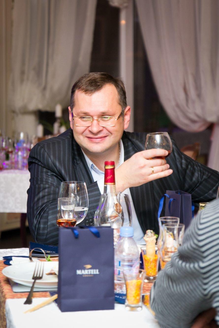 В Харькове прошла дегустация коньяка от всемирно известного Дома Martell, фото-7