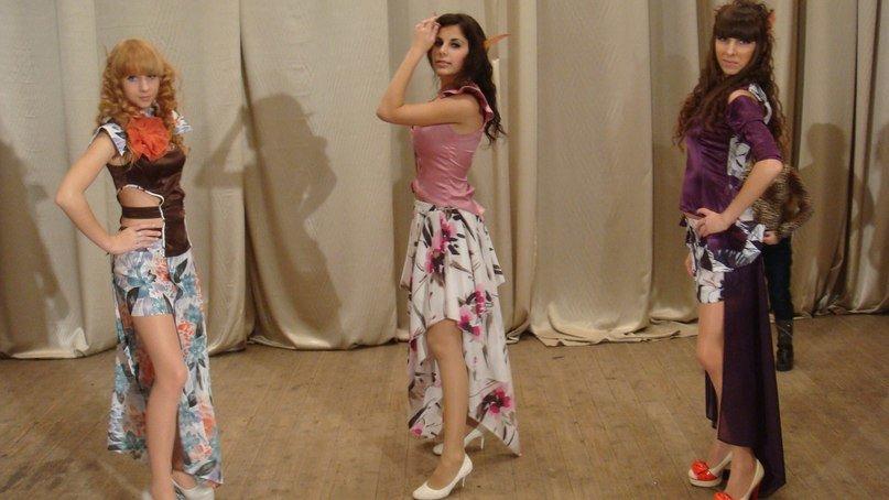 Артемовские модели дефилировали на показе у Зайцева, фото-1