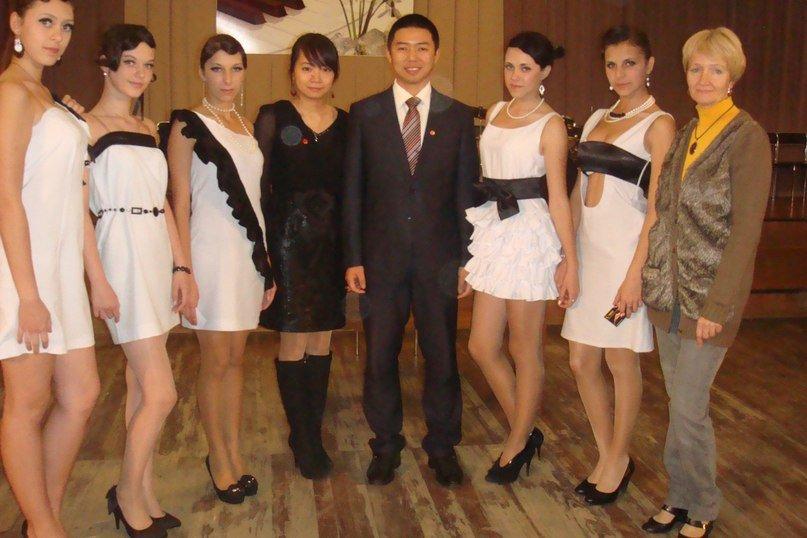 Артемовские модели дефилировали на показе у Зайцева, фото-3
