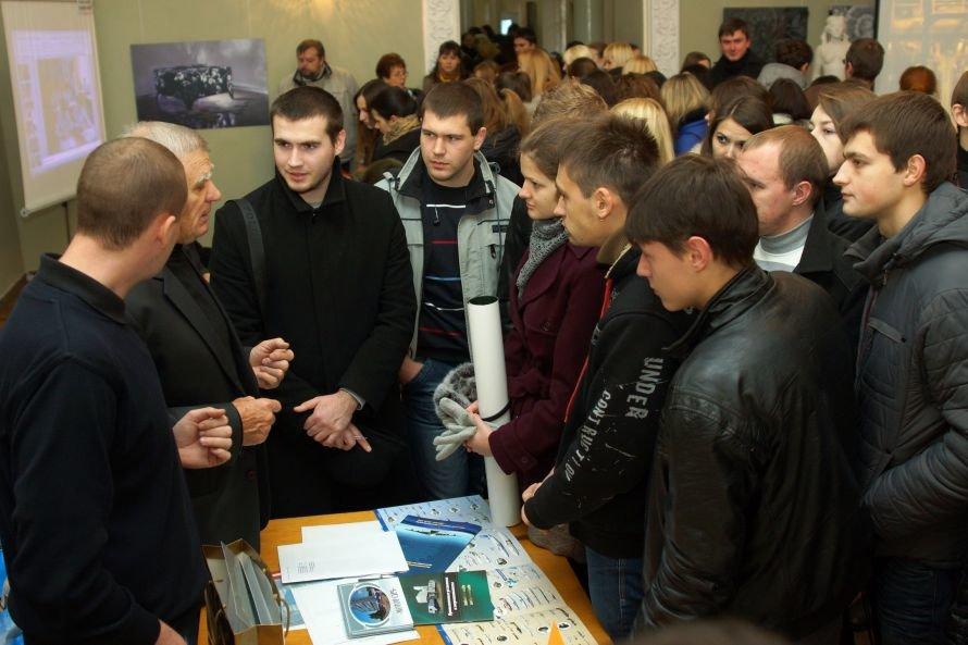 В Днепропетровске рекрутировали молодых специалистов (ФОТО), фото-1