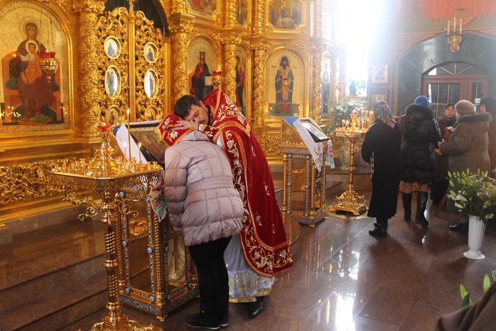 День Святой Великомученицы Екатерины в Свято-Покровский храме (ФОТО), фото-2
