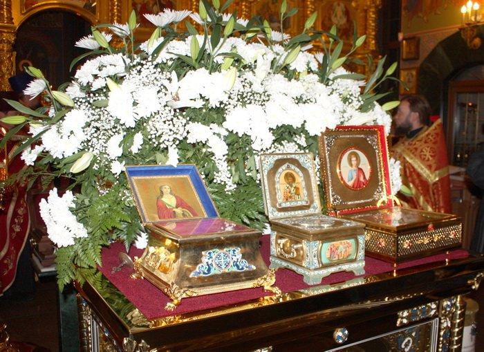 День Святой Великомученицы Екатерины в Свято-Покровский храме (ФОТО), фото-1