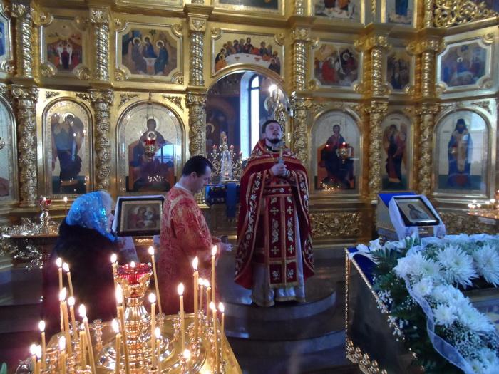 День Святой Великомученицы Екатерины в Свято-Покровский храме (ФОТО), фото-5