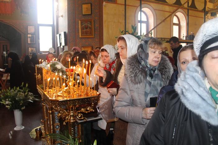 День Святой Великомученицы Екатерины в Свято-Покровский храме (ФОТО), фото-3