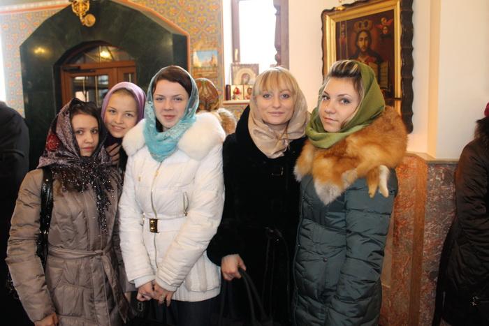День Святой Великомученицы Екатерины в Свято-Покровский храме (ФОТО), фото-4