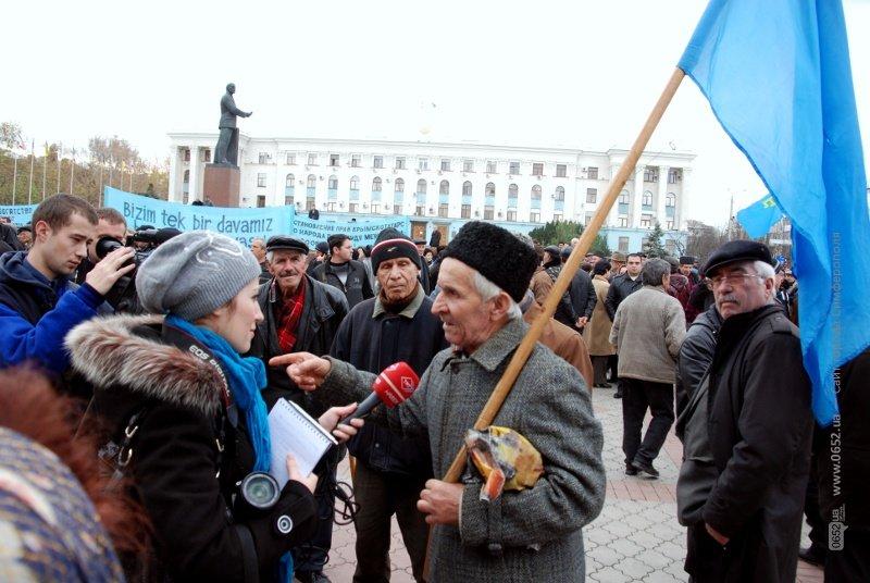 В Симферополе крымские татары клеймили позором Могилева и требовали наказать «казаков-разбойников» (фото), фото-4