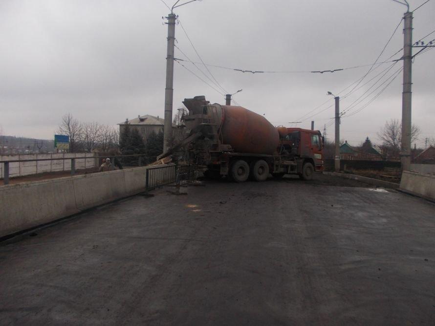 Артемовск: мост по Леваневского откроют 20 декабря, фото-1